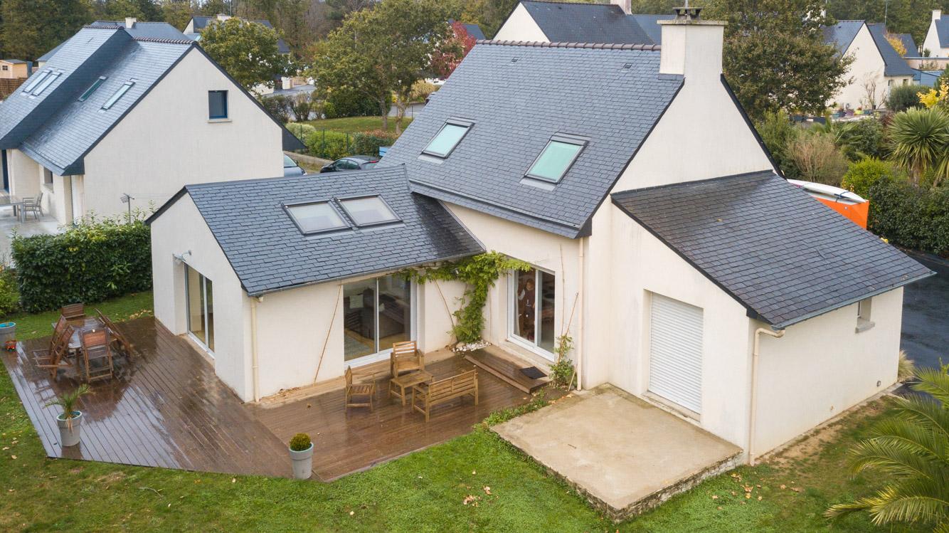 Devis Extension Maison à Montluçon ▷ Agrandissement Bois, Acier, Parpaing