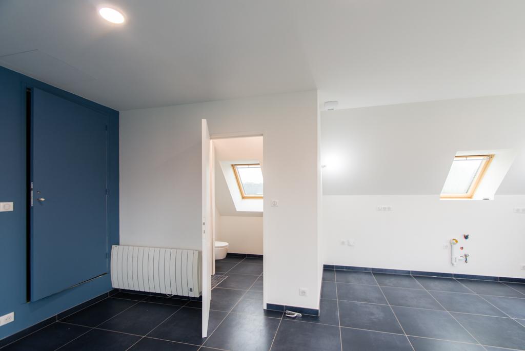 Aménagement intérieur studio rénovation